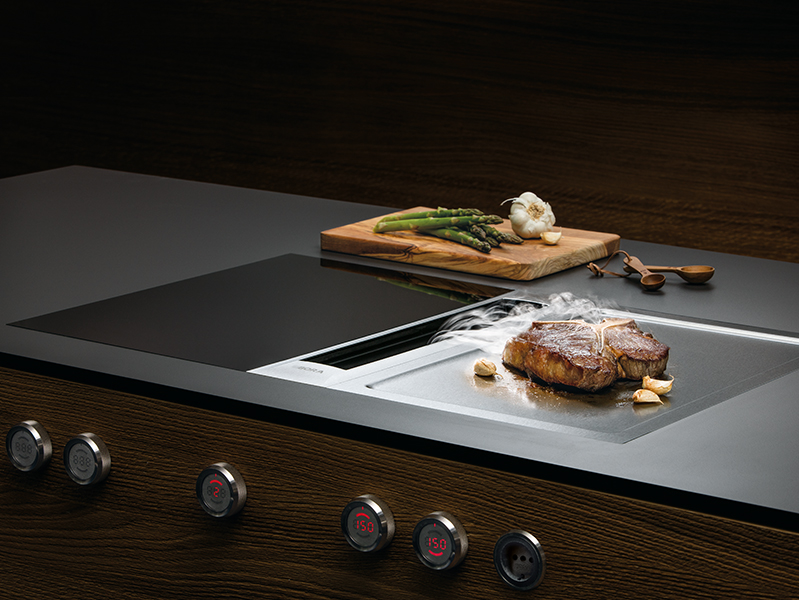 bora professional k chstudio la cuisine wir servieren ihnen k chen f r gourmets. Black Bedroom Furniture Sets. Home Design Ideas